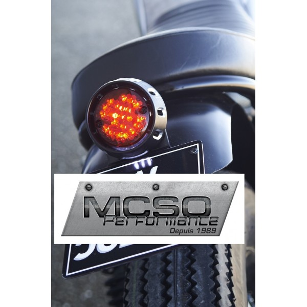 Feu Arriere Cafe Racer Led