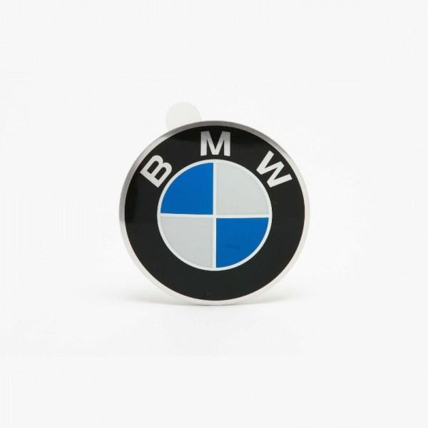 autocollant enseigne bmw 46637686746 badge emblema. Black Bedroom Furniture Sets. Home Design Ideas